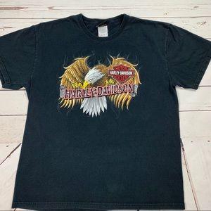 Harley Davidson Big Eagle T-Shirt